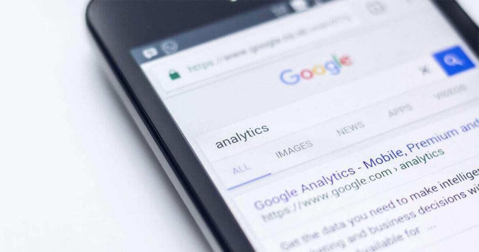 Digitale Suche am Smartphone
