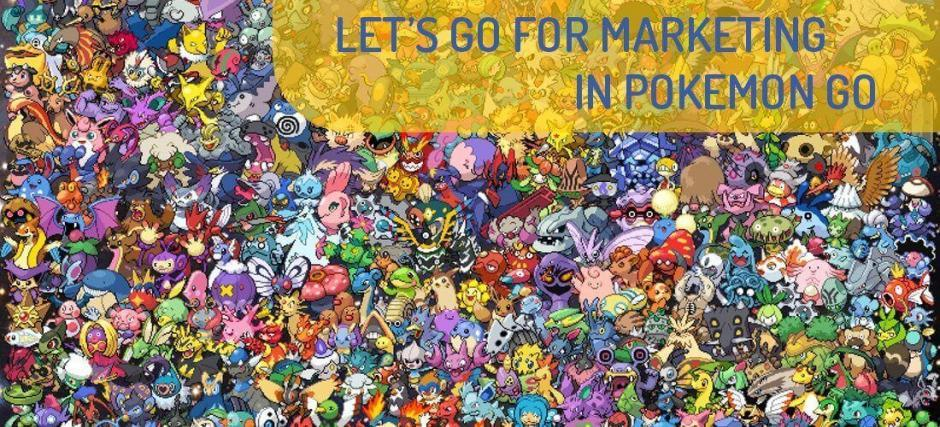 Lets Go für Location Based Marketing mit Pokemon GO