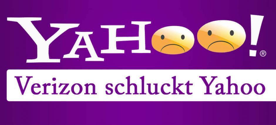 Yahoo wird von Verizon gekauft - ein Rückblick