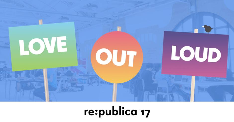Bericht von der re:publica 17 in Berlin