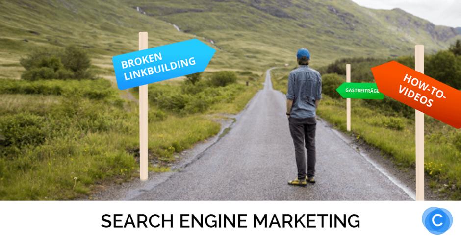 Linkbuilding Strategien 2017